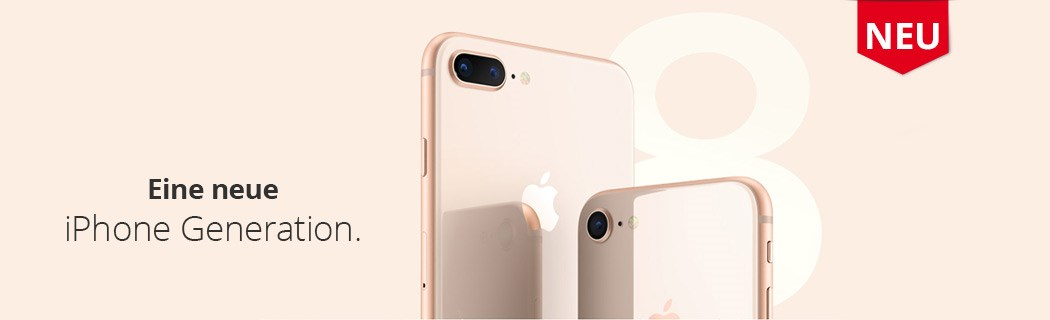 iphone 8 banner