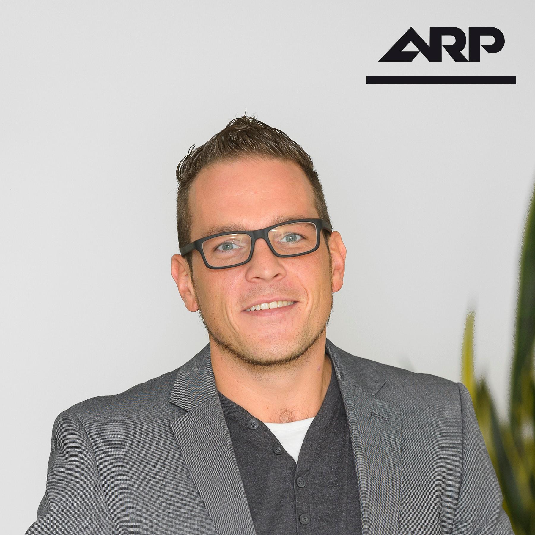 René Abelshausen, ARP (Brand) Developer, ARP Nederland