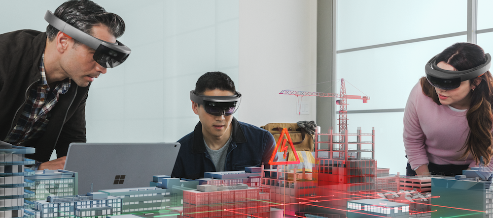 Microsoft HoloLens ARP Online-Shop