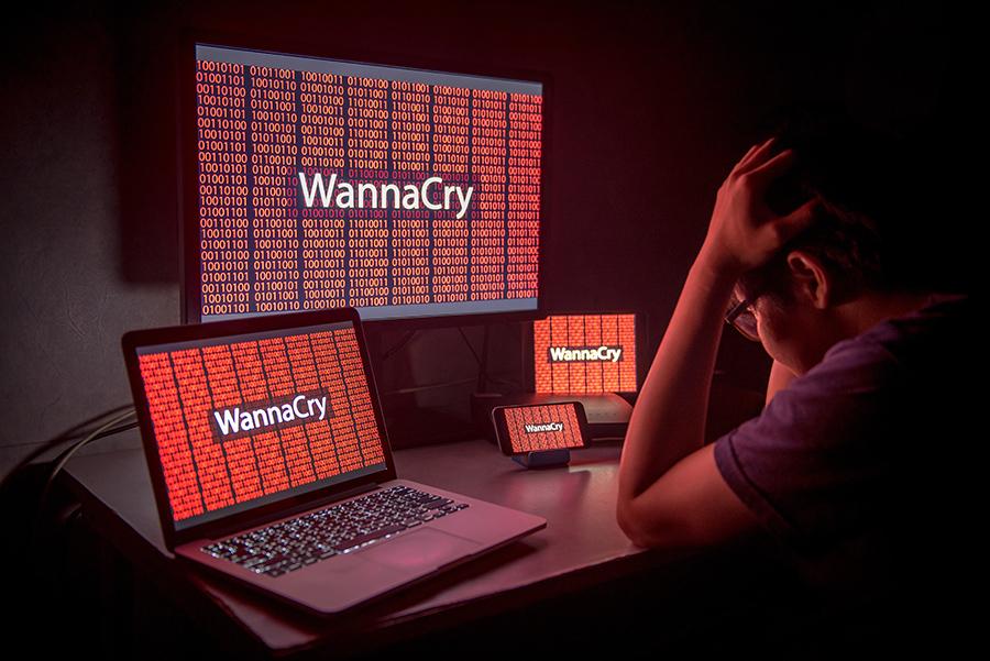 Ransomware schädigt Ihr Netzwerk - vorsicht!