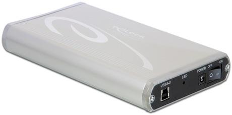 Delock SATA HDD Enclosure USB 3 0