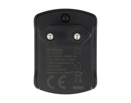 ARTICONA USB-Strom Ladegerät 2400 mA