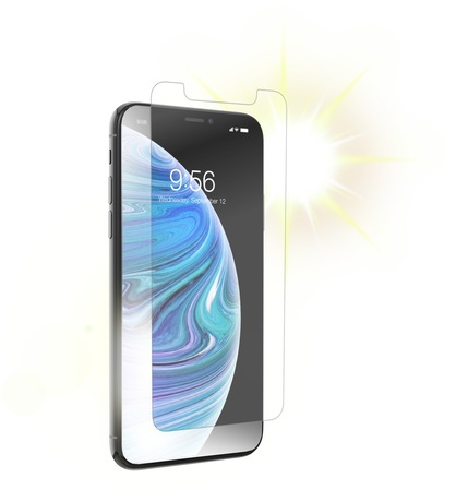 super popular 305a7 c9843 InvisibleShield iPhone XS Glass+ AG